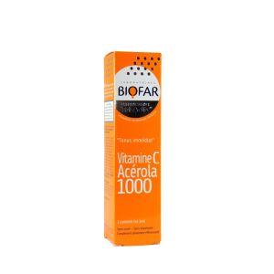 Biofar Tri-active vitamin C Acerola 1000 šumeće tablete
