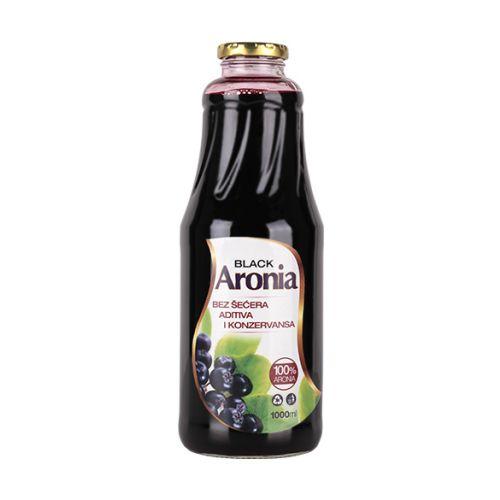 Matični sok od aronije - Aronia Black 1l family pack