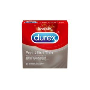Durex kondomi feel ultra thin 3 komada