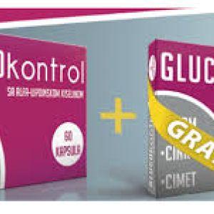 GLUCOkontrol 60cps +15cps PROMO PAKOVANJE