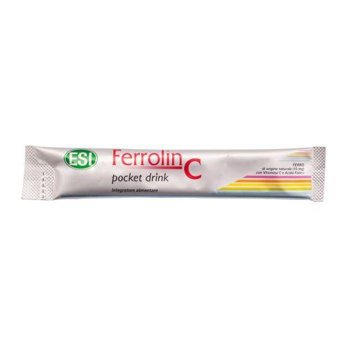 Ferrolin C rastvor (pocket drink) kom