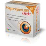 Magnezijum 300 Direkt oblik, sadrži 300mg magnezijum-oksida - magnezijum za trudnice