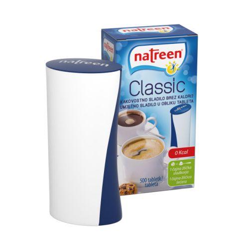 Natreen classic zaslađivač 100 tableta