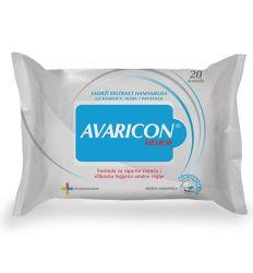 Avaricon Hemor vlažne maramice a20