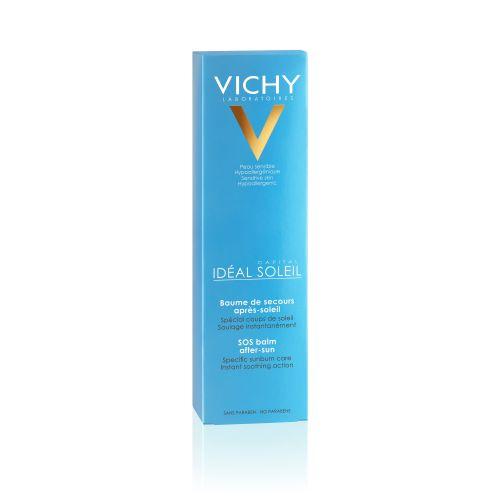 Vichy IDEAL SOLEIL Balzam za umirivanje sunčanih opekotina Nega posle sunčanja 100 ml