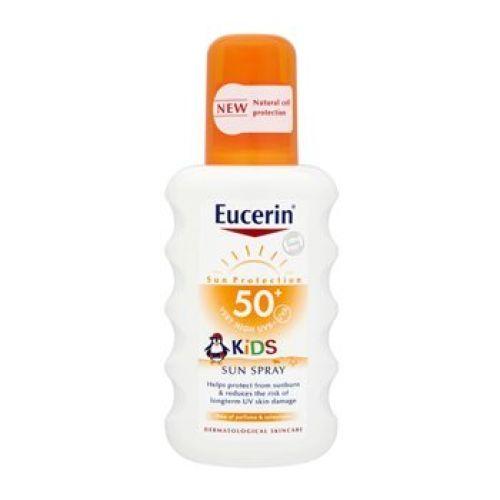 Eucerin SUN sprej SPF50+ za decu 200ml šifra:63853