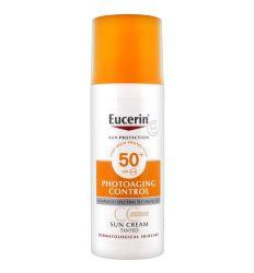Eucerin SUN CC tonirana krema za lice SPF50 Tamna šifra:69775