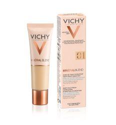 VICHY MINERALBLEND puder nijansa 01 Clay, 30 ml