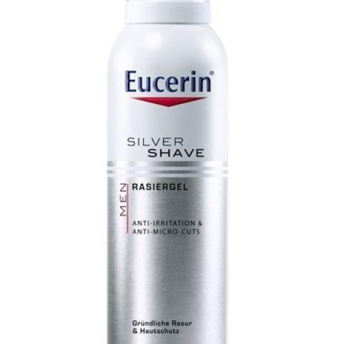 Eucerin Men Silver shave gel  za brijanje šifra:63951