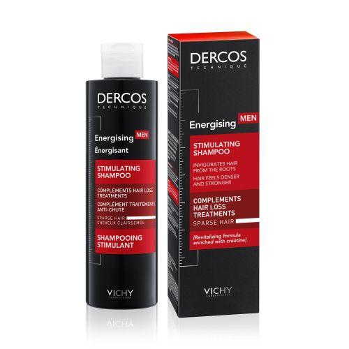 Vichy H DERCOS Aminexil Men energetski stimulirajući šampon 200 ml/0259