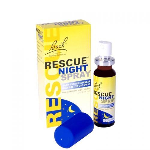Bach Rescue sprej za laku noć 20ml