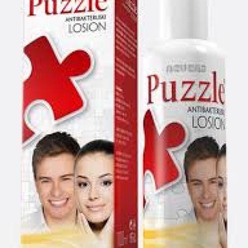 Puzzle losion - antibakterijski losion protiv bubuljica
