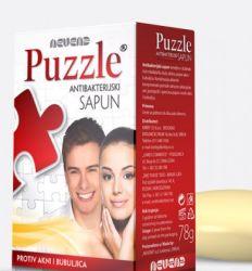 Puzzle sapun - sapun za bubuljice