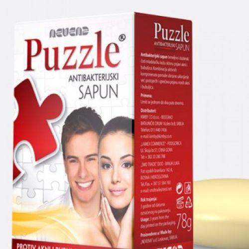 Puzzle sapun 78g