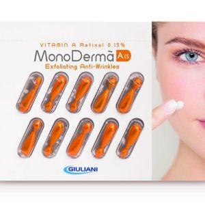 MONODERMA vitamin A ampule za lice A10