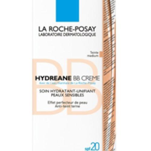 LRP Hydreane BB Medium 40 ml