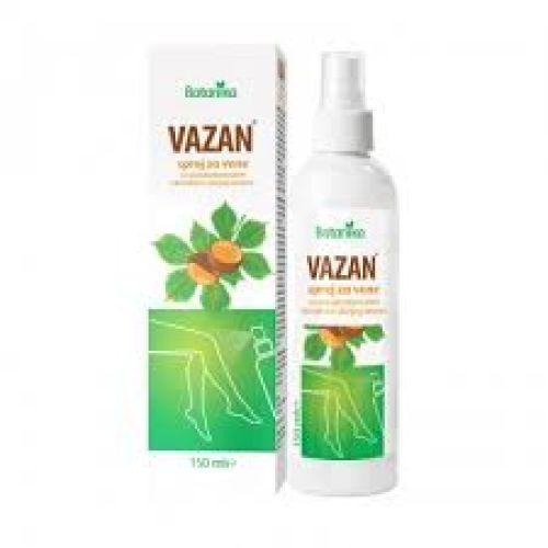 Botanika VAZAN sprej za vene