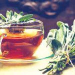 Čaj od žalfije pije se kod poremećaja varenja i povećanog lučenja znoja