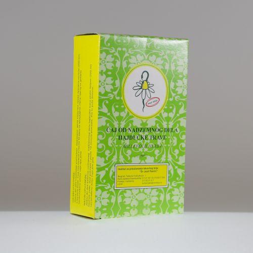 Čaj od nadzemnog dela hajdučke trave 80g- Institut Josif Pančić