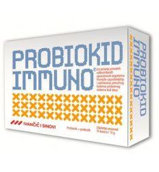 ProbioKid immuno je prevashodno dodatak ishrani dece, jer su razvoj i jačanje imunog sistema najintenzivniji u prvim godinama života