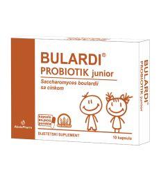 Bulardi Junior probiotik za decu 10 kapsula