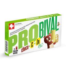 PROBIO Choco probiotik u obliku čokoladnih medvedića, sa dodatkom cinka i vitamina c