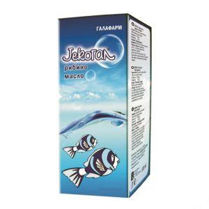 Jekogal riblje ulje- neutralan ukus