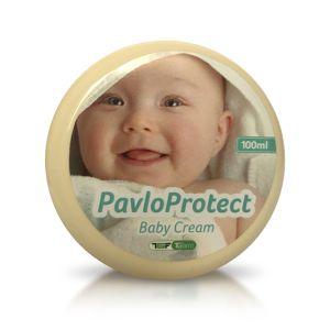 PavloProtect Baby Cream 100ml