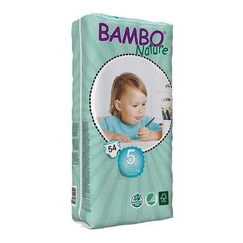 BAMBO pelene 5 junior 12-22kg, 54kom