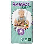 BAMBO pelene 4 maxi 7-18kg, 60kom