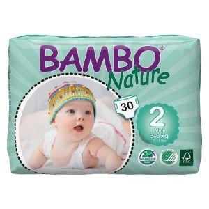 BAMBO pelene 2 S 3-6kg, 30kom