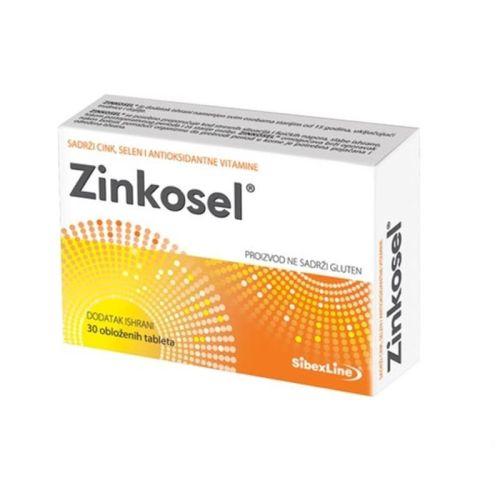 Zinkosel 30 tableta