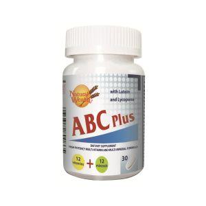 Natural Wealth ABC plus 30 tableta