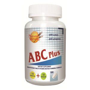 Natural Wealth ABC plus tablete a100