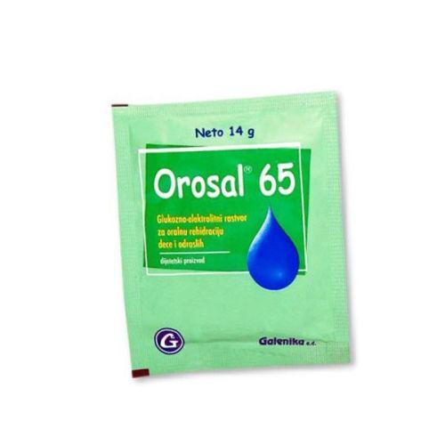 Orosal 65 kesica