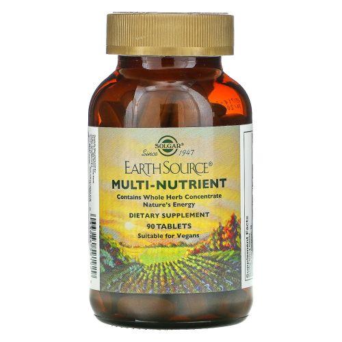 Solgar Multi-Nutrient formula 90 tableta
