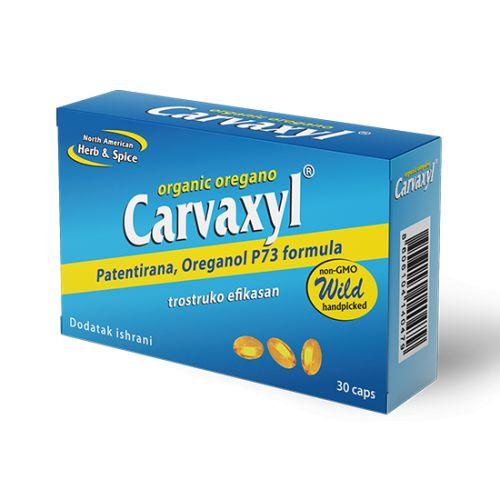 Carvaxyl 10 kapsula
