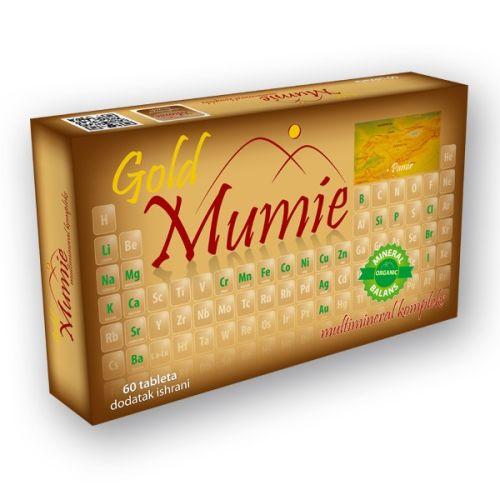 Mumie tablete 60kom