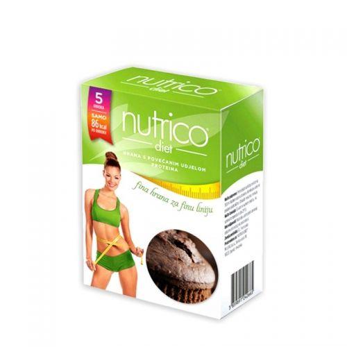 Nutrico diet čokoladni kolač