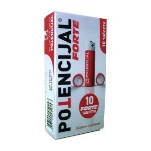Potencijal Forte 10 tableta