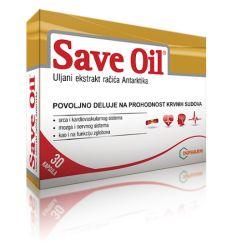 Save oli kapsule regulišu holesterol i trigliceride, pobošljavaju funkcionisanje mozga i nervnog sistema