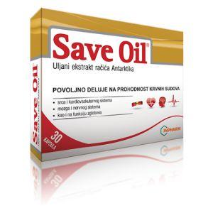 Save Oil 30 kapsula