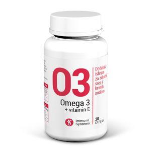 Omega 3 + vitamin E