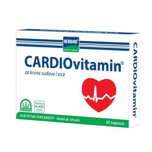 Cardiovitamin a20