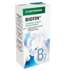 Biotin 30 tableta