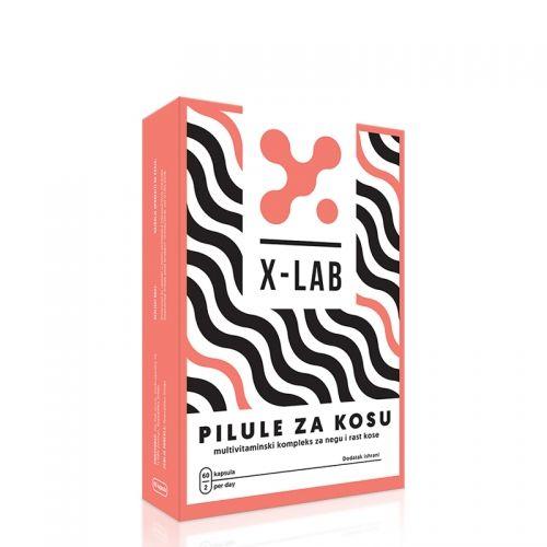 X-LAB pilule za kosu 60 kapsula