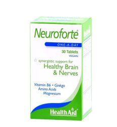 Neuroforte tablete predstavljaju dijetetski suplement namenjenza očuvanje zdravlja mozga i nerava
