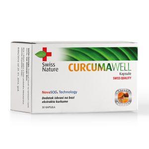 CURCUMAWELL kapsule 30kapsula