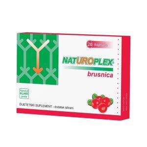 Naturoplex brusnica tablete