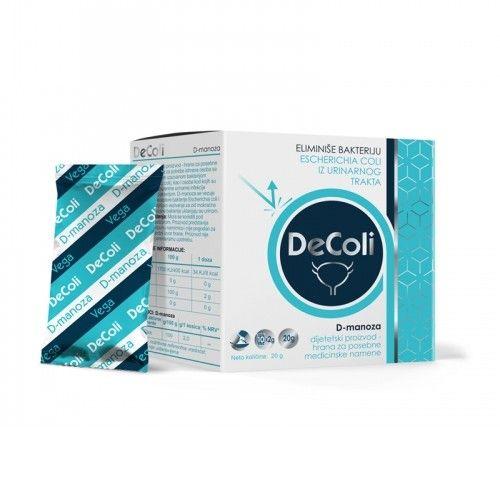 DeColi (D-manoza) 10x2g